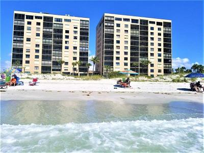 Indian Rocks Beach Condo For Sale: 900 Gulf Boulevard #207