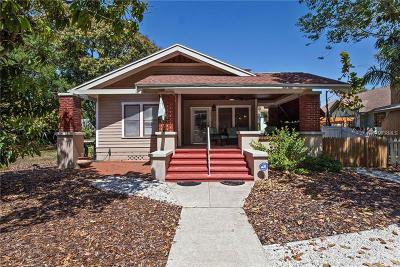 St Petersburg Single Family Home For Sale: 2845 7th Avenue N