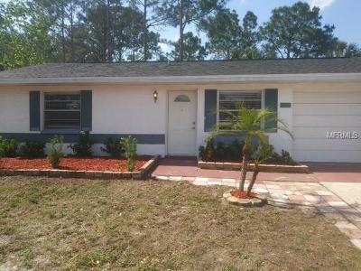 Port Richey Single Family Home For Sale: 8215 Pin Oak Avenue