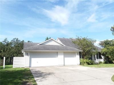 Bradenton Single Family Home For Sale: 808 137th Street NE
