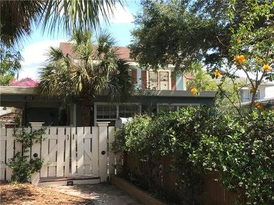 Pinellas County Single Family Home For Sale: 155 17th Avenue SE