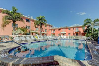 St Pete Beach Condo For Sale: 6800 Sunset Way #1006