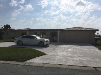 New Port Richey, New Port Richie Single Family Home For Sale: 5348 Pilots Place