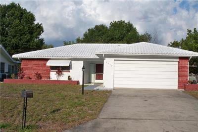 Clearwater Single Family Home For Sale: 2570 Bramblewood Drive W