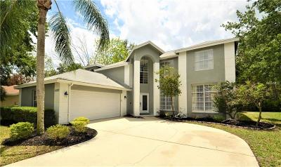 Palm Harbor Single Family Home For Sale: 4190 Ridgemoor Drive N