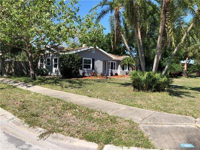 St Petersburg Single Family Home For Sale: 601 39th Avenue NE