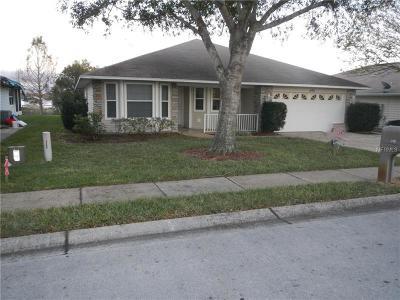 Tavares FL Single Family Home For Sale: $249,900