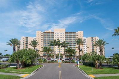 Clearwater Beach Condo For Sale: 880 Mandalay Avenue #C412