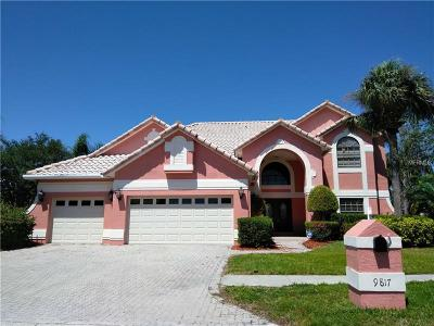 Single Family Home For Sale: 9817 Compass Point Way
