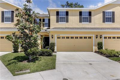 Tampa Townhouse For Sale: 20548 Grand Vista Lane