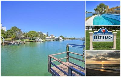 Clearwater Beach Single Family Home For Sale: 320 Harbor Passage