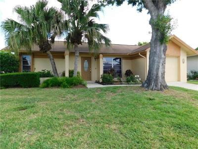 Clearwater Single Family Home For Sale: 4557 Great Lakes Drive S