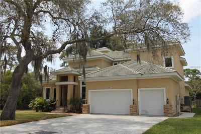 Clearwater Single Family Home For Sale: 1837 Rainbow Boulevard W