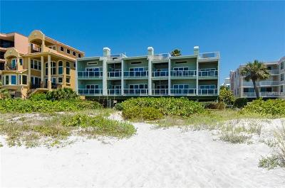 Indian Shores Condo For Sale: 19530 Gulf Boulevard #4A