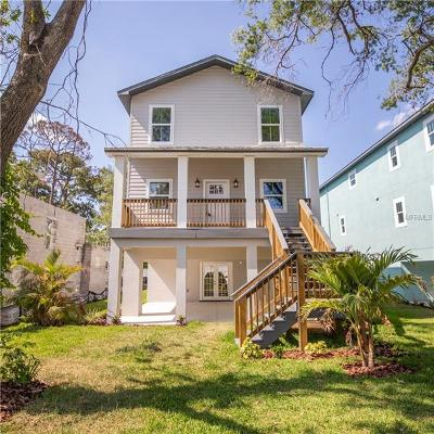 St Petersburg Single Family Home For Sale: 227 46th Avenue N