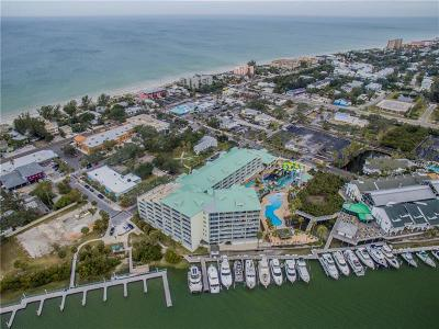Indian Rocks Beach Condo For Sale: 399 2nd Street #819