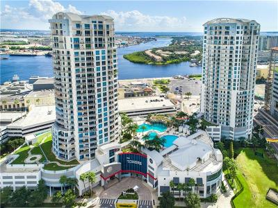 Tampa Condo For Sale: 1209 E Cumberland Avenue #807