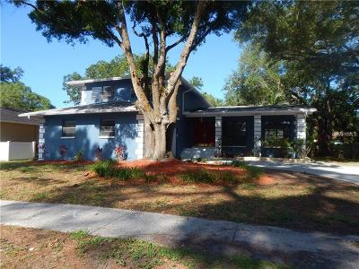 Clearwater, Cleasrwater, Clearwater` Single Family Home For Sale: 13860 Gull Way