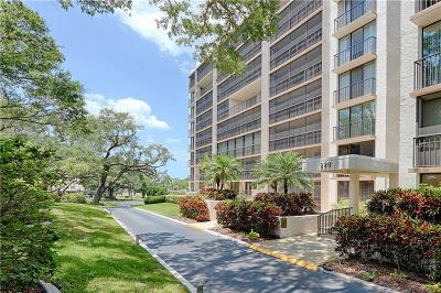 Belleair Condo For Sale: 220 Belleview Boulevard #603