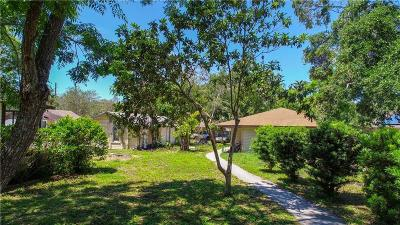Dunedin Multi Family Home For Sale: 1018 Oak Street #A-B
