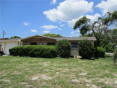 New Port Richey Single Family Home For Sale: 5209 Manor Drive