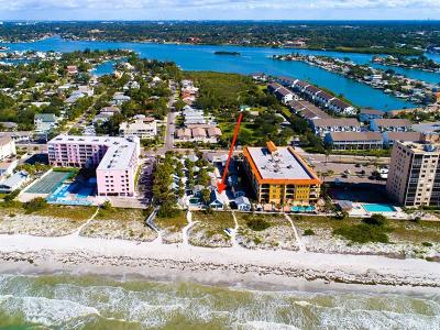 Indian Rocks Beach, Indian Shores Single Family Home For Sale: 960 Gulf Boulevard #10