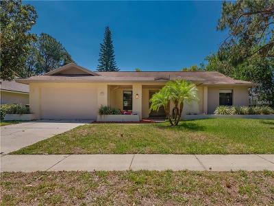 Clearwater, Cleasrwater, Clearwater` Single Family Home For Sale: 3139 Hyde Park Drive