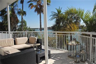 Clearwater Beach Single Family Home For Sale: 821 Bay Esplanade