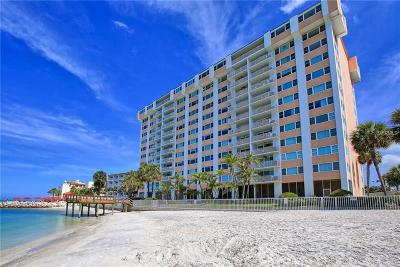 Clearwater Condo For Sale: 675 S Gulfview Boulevard #1203