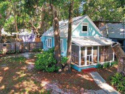 Safety Harbor Single Family Home For Sale: 215 3rd Avenue N