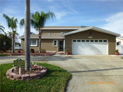 Treasure Island FL Single Family Home For Sale: $997,000