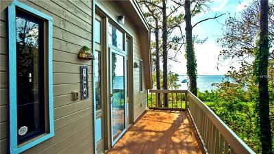 Crystal Beach Single Family Home For Sale: 1074 Point Seaside Drive