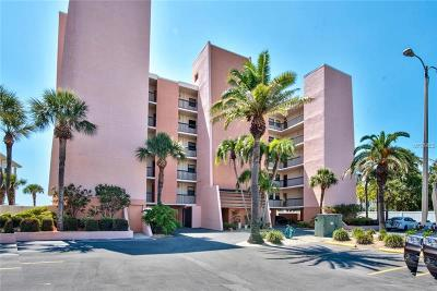 Indian Rocks Beach Condo For Sale: 506 Gulf Boulevard #105