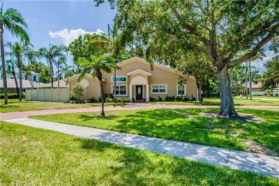 St Petersburg Single Family Home For Sale: 890 Eden Isle Boulevard NE