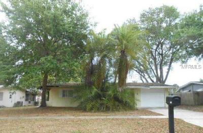 Seminole Single Family Home For Sale: 6227 101st Way