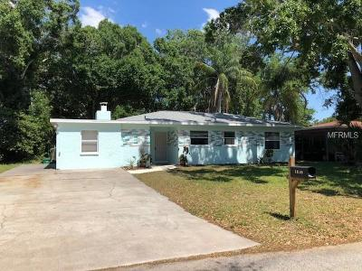 Gulfport FL Single Family Home For Sale: $268,900