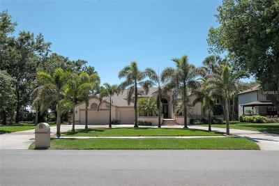 Tarpon Springs Single Family Home For Sale: 1705 Meyers Cove Drive