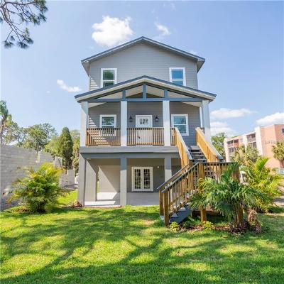 St Petersburg Single Family Home For Sale: 211 46th Avenue N