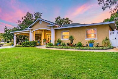 Tarpon Springs Single Family Home For Sale: 302 Whitcomb Boulevard