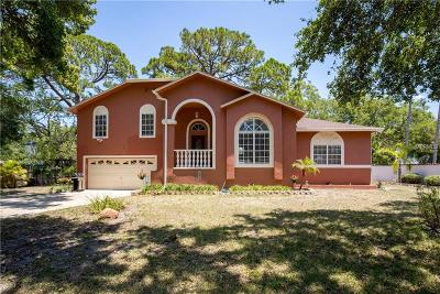 Dunedin Single Family Home For Sale: 224 Mira Vista Drive