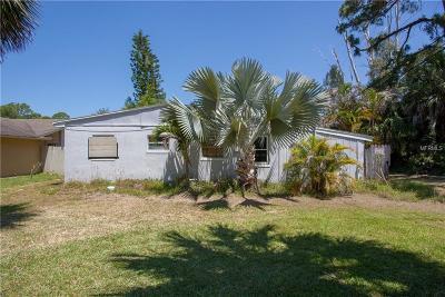 Tarpon Springs Single Family Home For Sale: 446 Craig Drive
