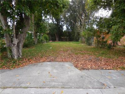 St Petersburg Residential Lots & Land For Sale: 2538 38th Street S