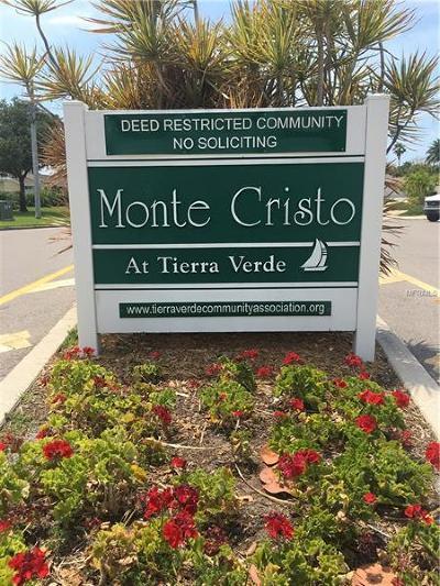 Tierra Verde Residential Lots & Land For Sale: 779 Columbus Drive