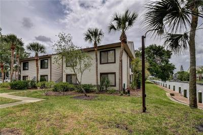 Tarpon Springs Condo For Sale: 322 Moorings Cove Drive #G2