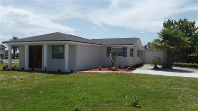 Redington Shores Single Family Home For Sale: 250 176th Avenue E