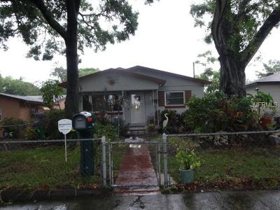 St Petersburg Single Family Home For Sale: 5011 Emerson Avenue S