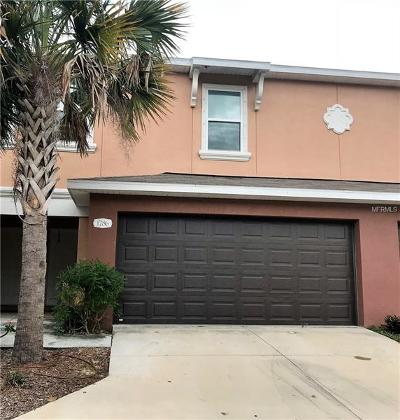 Tarpon Springs Townhouse For Sale: 1786 Sommarie Way