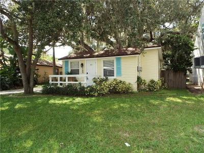 Safety Harbor Single Family Home For Sale: 145 13th Avenue N