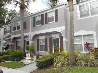 Oldsmar Townhouse For Sale: 401 Countryside Key Boulevard