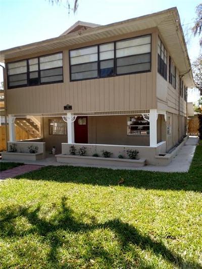 Crystal Beach Single Family Home For Sale: 497 Crystal Beach Avenue